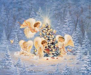 Поздравления с Рождеством на телефон