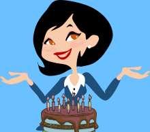 Музыкальные поздравления женщине с днём рождения на телефон